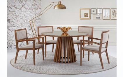 Vida longa ao móvel de madeira